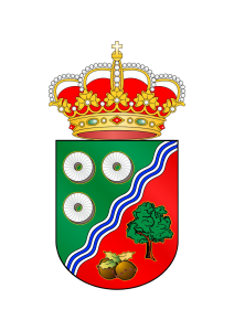 Escudo del Ayuntamiento de Caspueñas